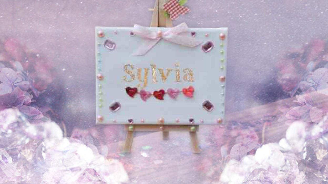 sylvia name meaning