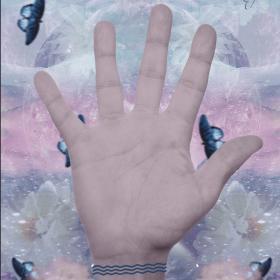 Palm reading bracelets