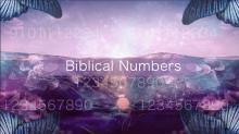 Biblical meaning of numbers