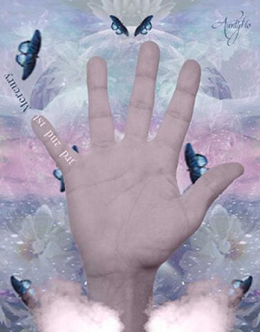 low set Mercury finger meaning palm reading