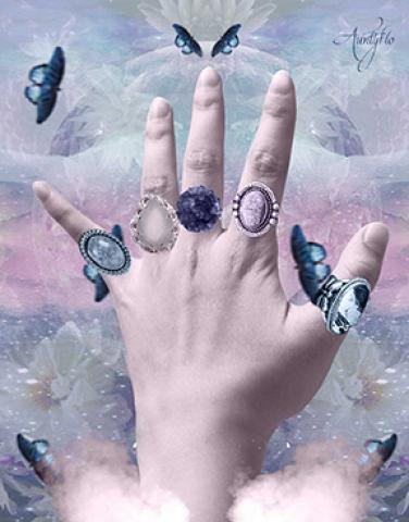 wearing rings palmistry meaning