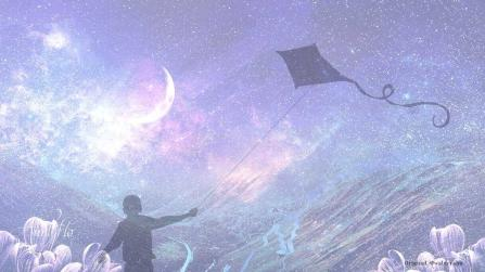 Dream Of Wind Image Of Kite Windy Day