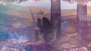 King of swords banner image